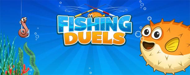 Ετοίμασε αγκίστρι και δολώματα και πιάσε όσα περισσότερα ψάρια μπορείς!