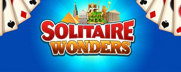 Παίξε Solitaire Wonders και εξερεύνησε τα 7 Αρχαία Θαύματα του κόσμου!